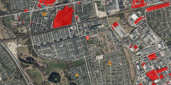 Jordforureningskort på Albertslundvej 79, st. mf, 2625 Vallensbæk