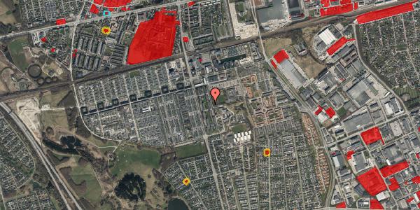 Jordforureningskort på Albertslundvej 89, st. tv, 2625 Vallensbæk
