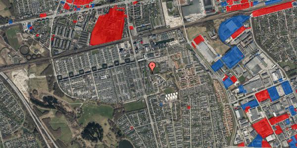 Jordforureningskort på Albertslundvej 89, 1. mf, 2625 Vallensbæk