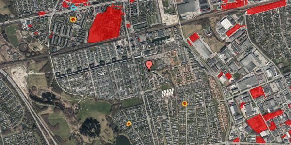 Jordforureningskort på Albertslundvej 91, st. tv, 2625 Vallensbæk