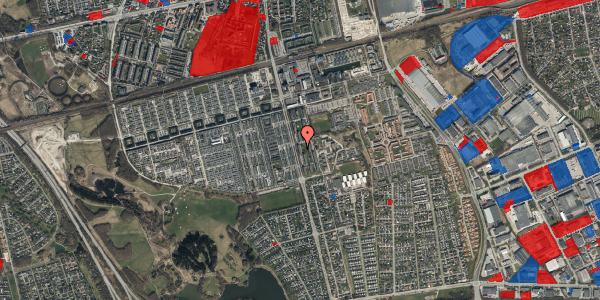 Jordforureningskort på Albertslundvej 95, 1. tv, 2625 Vallensbæk