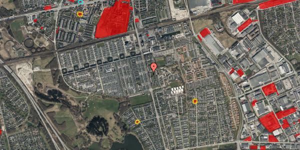 Jordforureningskort på Albertslundvej 95, 2. th, 2625 Vallensbæk