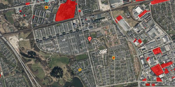 Jordforureningskort på Albertslundvej 97, 2. th, 2625 Vallensbæk
