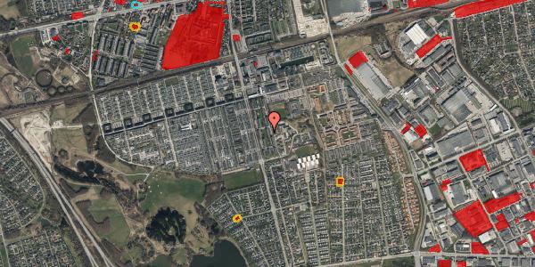 Jordforureningskort på Albertslundvej 101, 2. mf, 2625 Vallensbæk