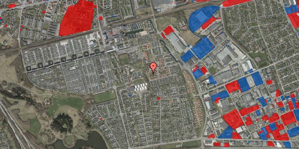Jordforureningskort på Bellishaven 16, 2625 Vallensbæk