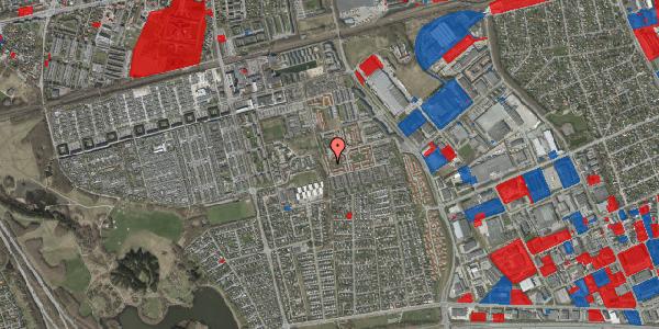 Jordforureningskort på Bellishaven 17, 2625 Vallensbæk