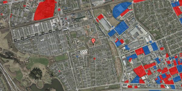 Jordforureningskort på Bellishaven 22, 2625 Vallensbæk