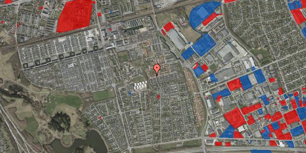 Jordforureningskort på Bellishaven 27, 2625 Vallensbæk