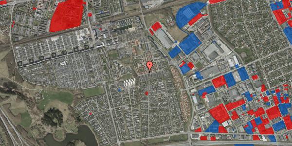 Jordforureningskort på Bellishaven 32, 2625 Vallensbæk