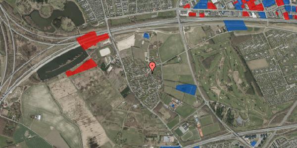 Jordforureningskort på Brøndbyvej 207, 2625 Vallensbæk