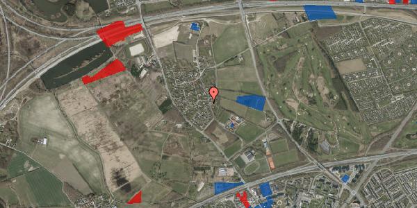Jordforureningskort på Bygaden 9, 2625 Vallensbæk