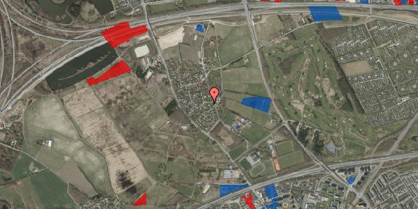 Jordforureningskort på Bygaden 13, 2625 Vallensbæk