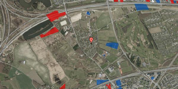 Jordforureningskort på Bygaden 17, 2625 Vallensbæk