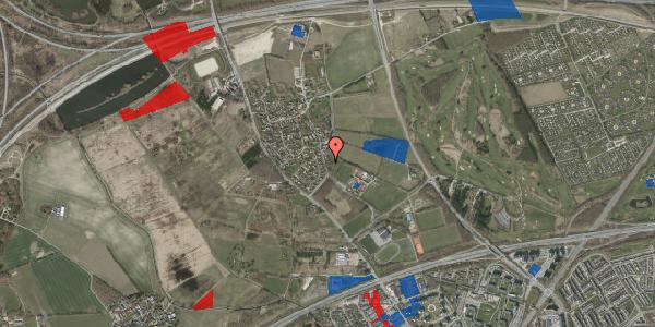Jordforureningskort på Bygaden 18, 2625 Vallensbæk