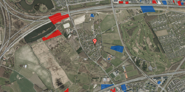 Jordforureningskort på Bygaden 19, 2625 Vallensbæk