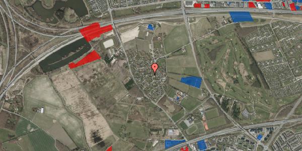 Jordforureningskort på Bygaden 21, 2625 Vallensbæk