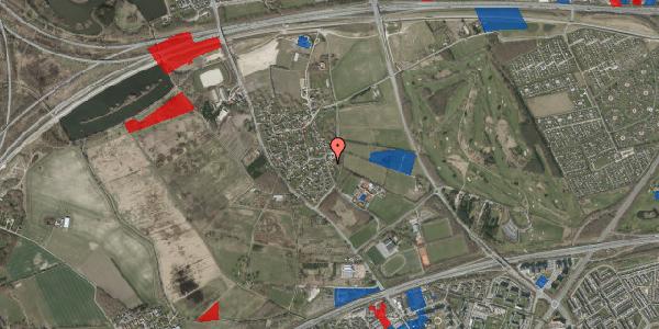 Jordforureningskort på Bygaden 22, 2625 Vallensbæk