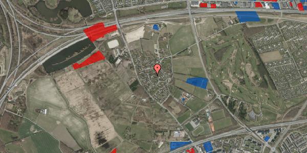 Jordforureningskort på Bygaden 23, 2625 Vallensbæk