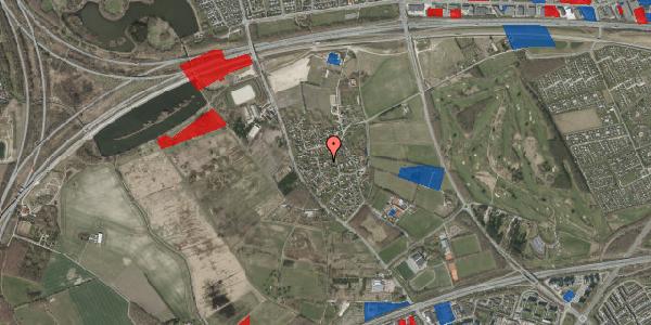 Jordforureningskort på Bygaden 25, 2625 Vallensbæk