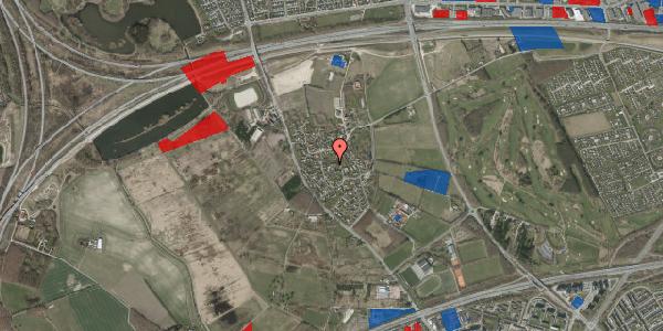 Jordforureningskort på Bygaden 27, 2625 Vallensbæk