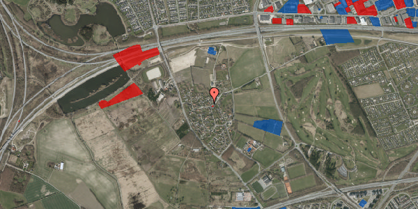 Jordforureningskort på Bygaden 32, 2625 Vallensbæk