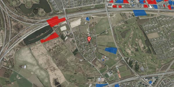 Jordforureningskort på Bygaden 33, 2625 Vallensbæk
