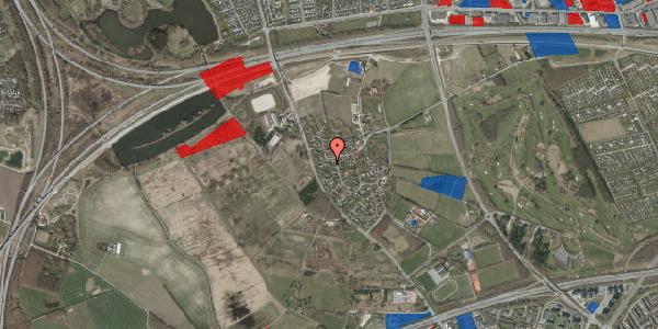 Jordforureningskort på Bygaden 47, 2625 Vallensbæk