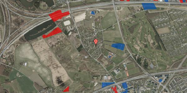 Jordforureningskort på Engvej 2, 2625 Vallensbæk