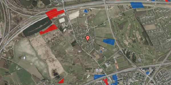 Jordforureningskort på Engvej 4, 2625 Vallensbæk