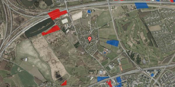 Jordforureningskort på Engvej 8, 2625 Vallensbæk
