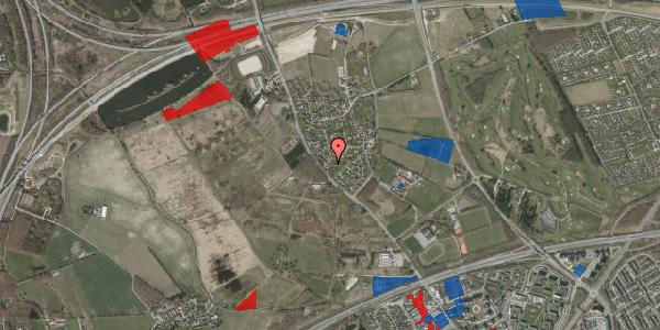Jordforureningskort på Engvej 9B, 2625 Vallensbæk