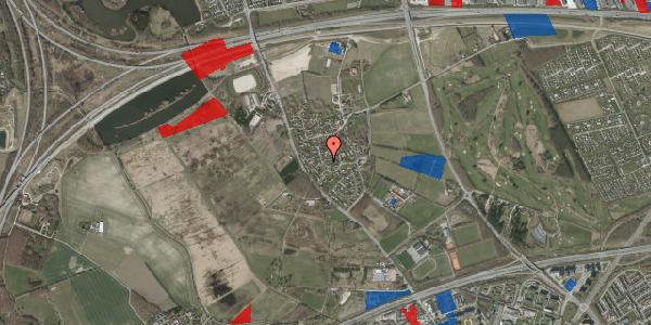 Jordforureningskort på Engvej 10, 2625 Vallensbæk