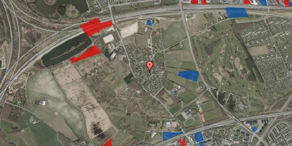 Jordforureningskort på Engvej 12, 2625 Vallensbæk