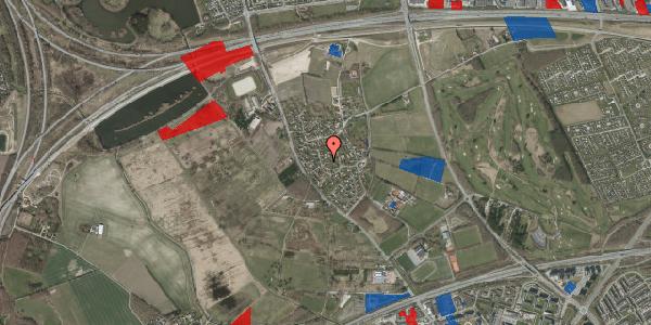 Jordforureningskort på Engvej 14, 2625 Vallensbæk