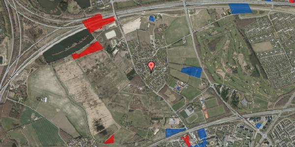 Jordforureningskort på Engvej 19, 2625 Vallensbæk