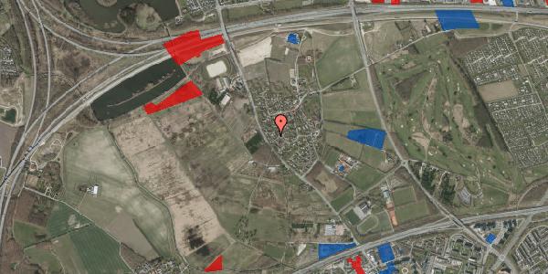 Jordforureningskort på Engvej 22, 2625 Vallensbæk