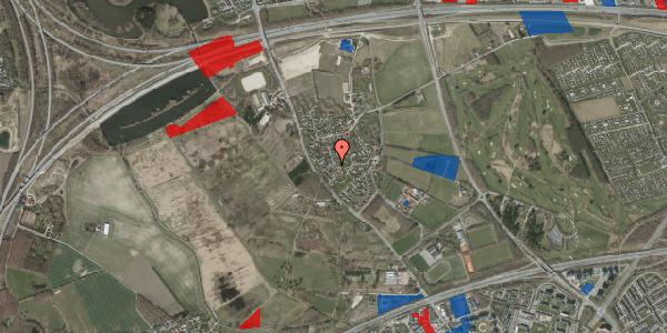 Jordforureningskort på Engvej 23, 2625 Vallensbæk