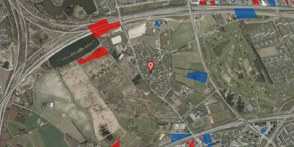 Jordforureningskort på Engvej 24, 2625 Vallensbæk