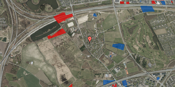 Jordforureningskort på Engvej 28, 2625 Vallensbæk