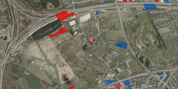 Jordforureningskort på Engvej 34, 2625 Vallensbæk
