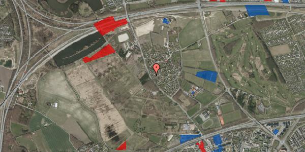 Jordforureningskort på Engvej 36, 2625 Vallensbæk