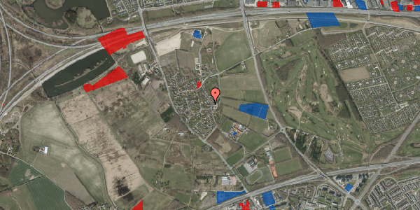 Jordforureningskort på Gartnerbakken 1, 2625 Vallensbæk