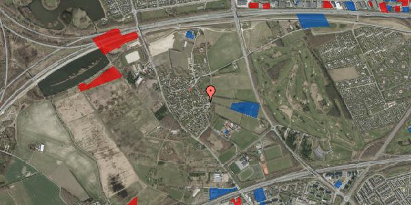Jordforureningskort på Gartnerbakken 2, 2625 Vallensbæk