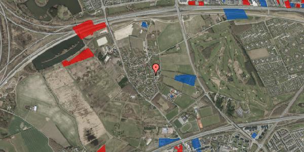 Jordforureningskort på Gartnerbakken 3, 2625 Vallensbæk
