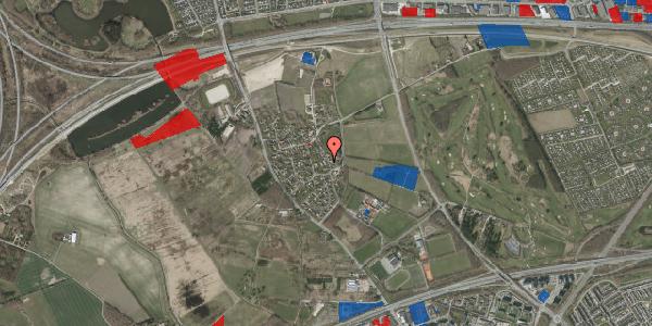 Jordforureningskort på Gartnerbakken 5, 2625 Vallensbæk