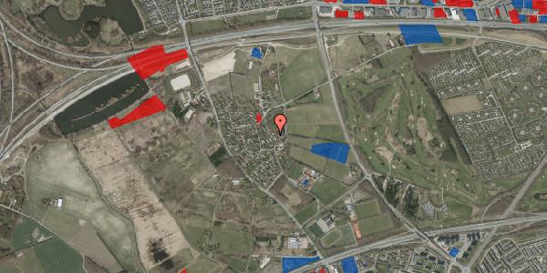 Jordforureningskort på Gartnerbakken 6, 2625 Vallensbæk