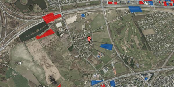 Jordforureningskort på Gartnerbakken 7, 2625 Vallensbæk