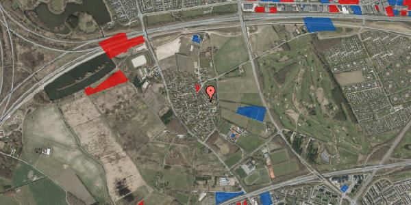Jordforureningskort på Gartnerbakken 9, 2625 Vallensbæk