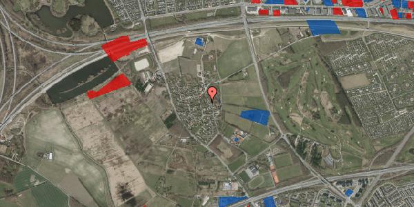 Jordforureningskort på Gartnerbakken 11, 2625 Vallensbæk