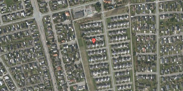Jordforureningskort på Horsbred 87, 2625 Vallensbæk
